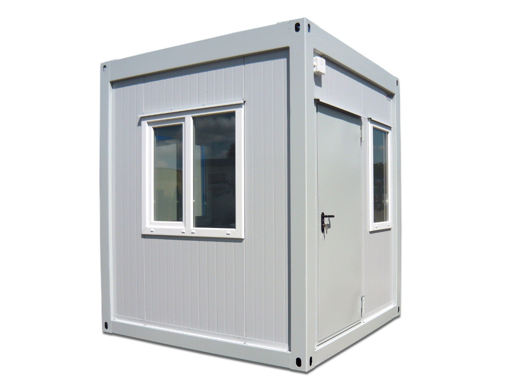 container gatehouse