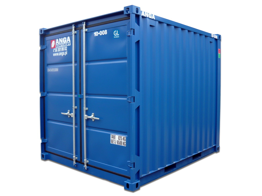 KM10 storage container