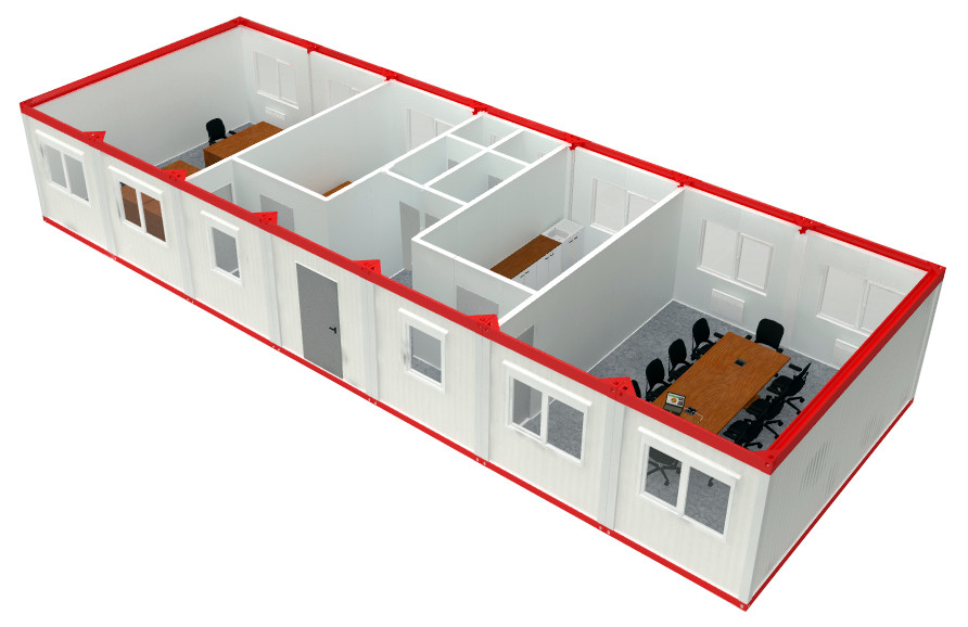 modular buildings section