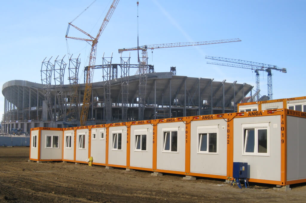 office container rental