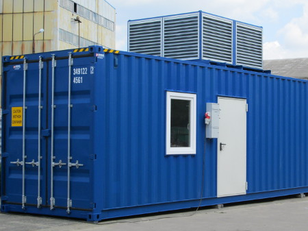 Specialized Ex Containers Anga