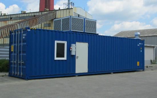 EX container