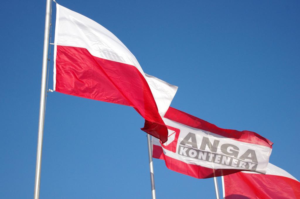 Flagi ANGA