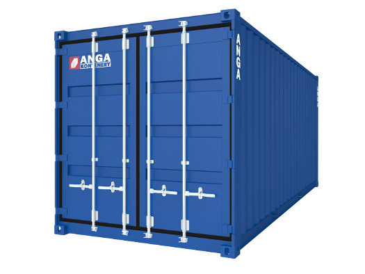 ISO 20 shipping container