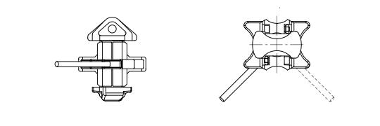 Intermediate Twistlock