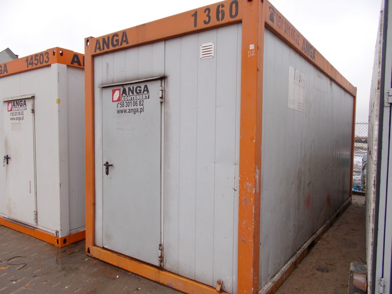 Used office container no 1360