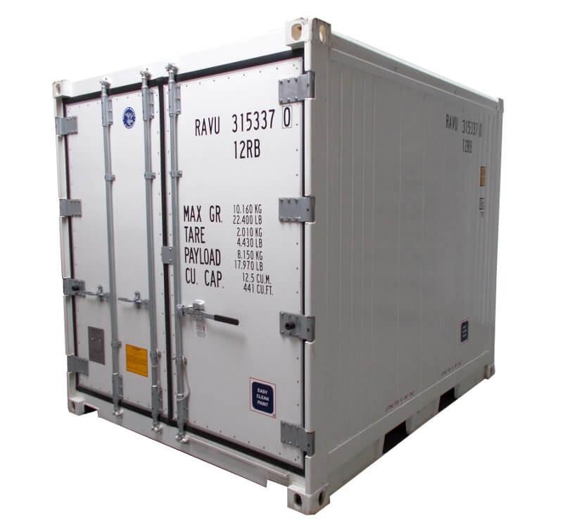kontener chlodniczy 10 feet