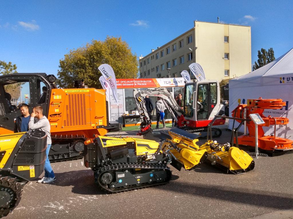 TRAKO fairs exhbition container