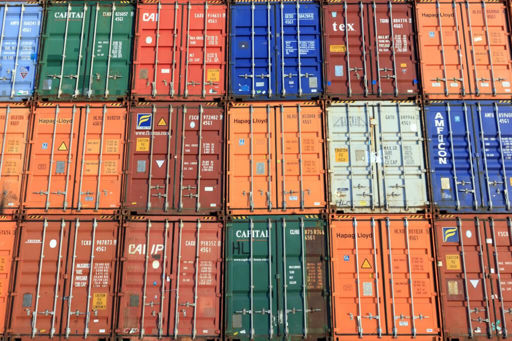 używane kontenery morskie