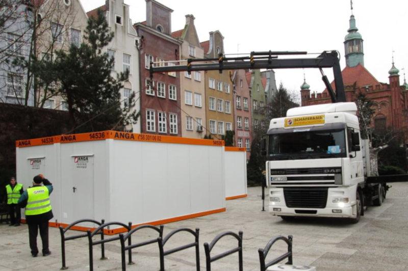 transport kontenerów na wynajem