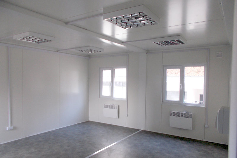 wnętrze - sala konferencyjna